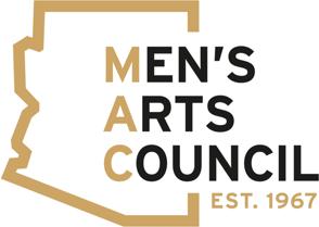 Men's Arts Council Logo